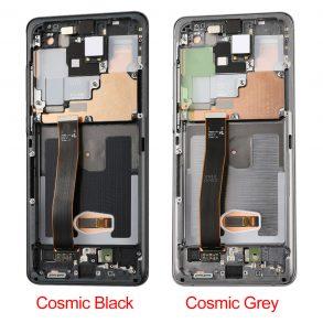 LCD SAMSUNG S20 ULTRA BLACK-TS
