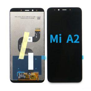 LCD XIAOMI MI6X BLACK-TS-MI A2