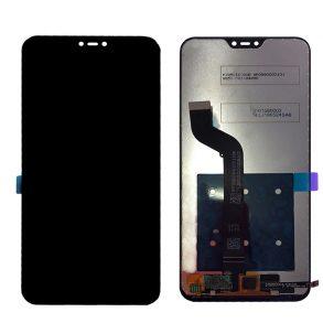 LCD XIAOMI REDMI 6 PRO BLACK-TS-MI A2 LITE