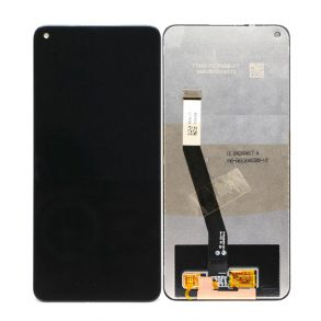 LCD XIAOMI REDMI NOTE 9 BLACK-TS