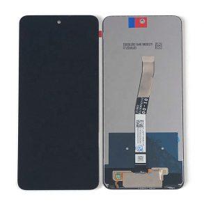 LCD XIAOMI REDMI NOTE 9 PRO BLACK-TS