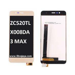 lcd zenfone 3 max-zc520tl-x008da