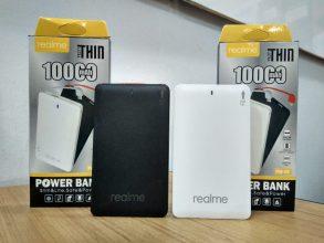 POWER BANK 10000 MAH PBB-401 LED OPPO BLACK