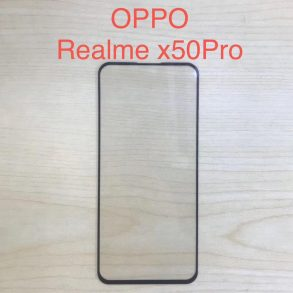 harga tempered glass realme x50 pro