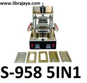 harga mesin pemisah ts sunshine s-958 5 in 1