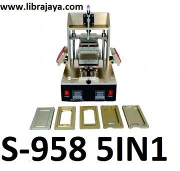 Mesin Pemisah Touchscreen S-958 5IN1