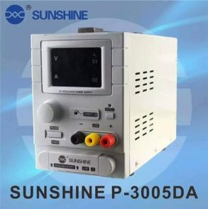 POWER SUPPLY DIGITAL SUNSHINE P-3005DA 5 AMPERE