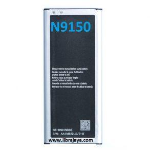harga baterai samsung n9150-note 4 edge eb-bn915bbe