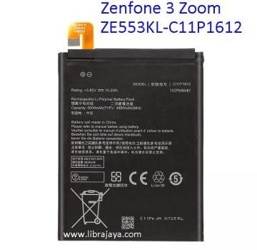Jual Baterai Asus Zenfone 3 Zoom C11P1612