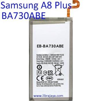 Jual Baterai Samsung A8 Plus BA730ABE