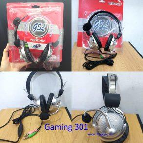 harga handsfree bando gaming 301