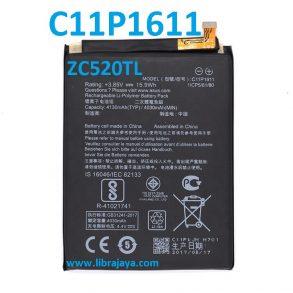 harga baterai asus zenfone 3 max zc520tl c11p1611
