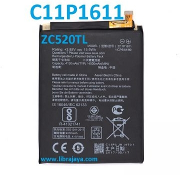 Jual Baterai Asus Zenfone 3 Max C11P1611