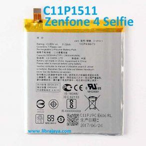 harga baterai asus zenfone 4 selfie c11p1511