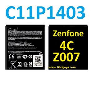 harga baterai asus zenfone 4s-z007-c11p1403