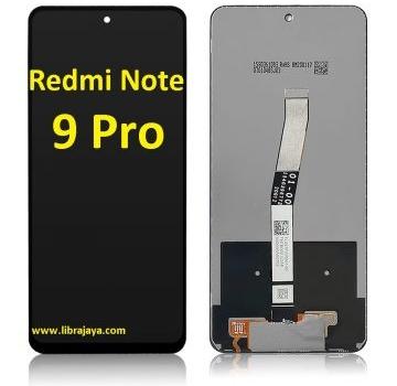 Jual Lcd Xiaomi Redmi Note 9 Pro harga murah