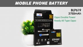 Baterai Double Power Oppo