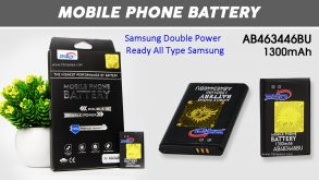 Baterai Double Power Samsung