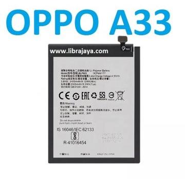 Baterai Oppo A33-Oppo BLP605