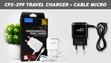 Charger CP2-299 Micro 2 USB Pro