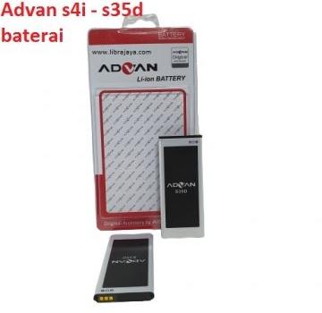 Jual Baterai Advan S4I murah