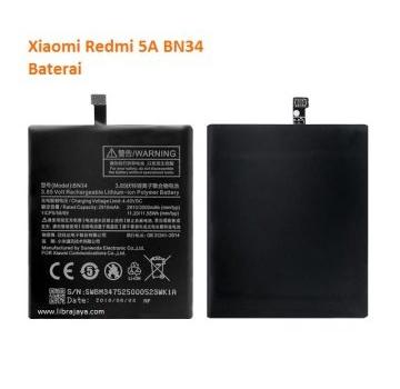 Jual Baterai Xiaomi Redmi 5A BN34 murah