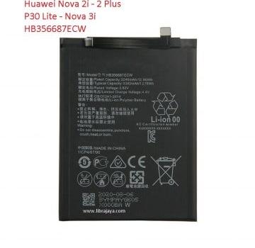 Baterai Huawei Nova 3i HB356687ECW