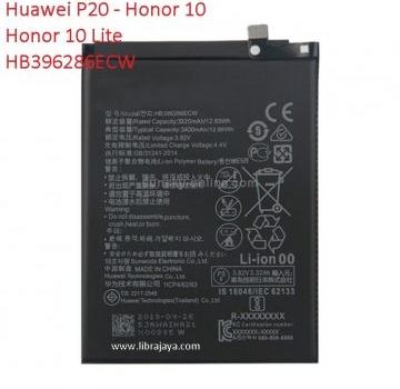 Baterai Huawei P20 HB396286ECW