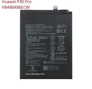 Baterai Huawei P30 Pro HB486486ECW