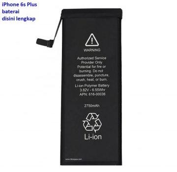 Jual Baterai iPhone 6s Plus murah