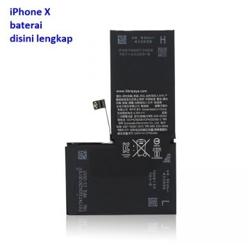Jual Baterai iPhone X murah
