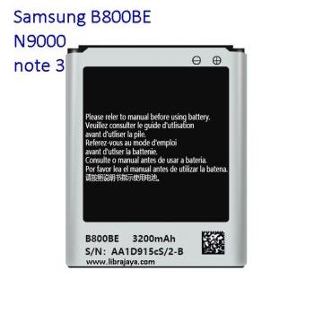 Baterai Samsung N9000 B800BE