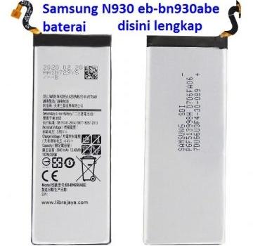 Jual Baterai Samsung N930 Note 7