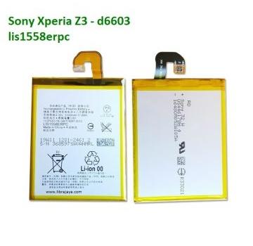 Jual Baterai Sony D6603 murah