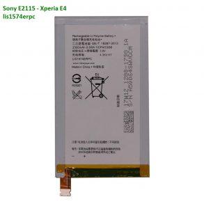 baterai-sony-e2115-xperia-e4-lis1574erpc-e2124-2300mah