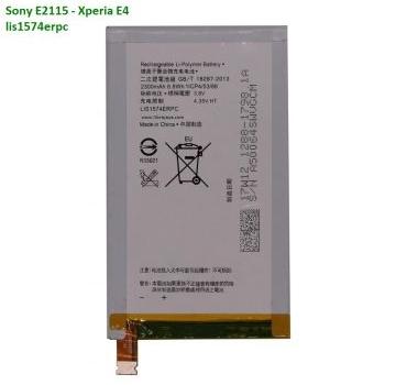Jual Baterai Sony E2115 murah