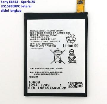 Jual Baterai Sony E6653 Xperia Z5