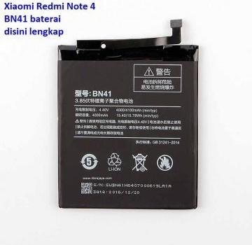 Jual Baterai Redmi Note 4 BN41