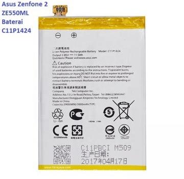 Jual Baterai Asus Zenfone 2 C11P1424 murah