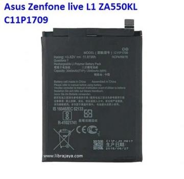 Jual Baterai Asus Zenfone Live L1 C11P1709