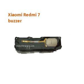 buzzer-speaker-musik-xiaomi-redmi-7