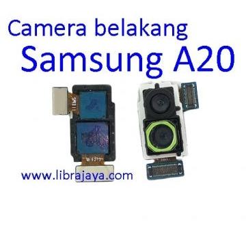 camera belakang samsung a20 a205
