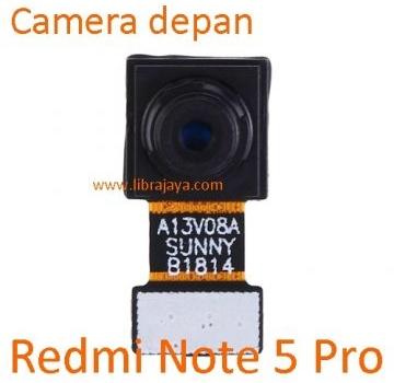 Jual Kamera depan Xiaomi Redmi Note 5 Pro