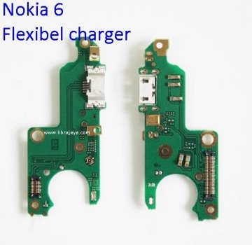 Flexible charger Nokia 6 murah