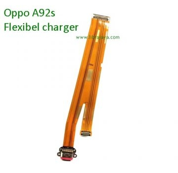 Flexible charger Oppo A92s murah