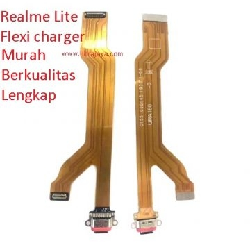 Flexible charger Realme Lite murah