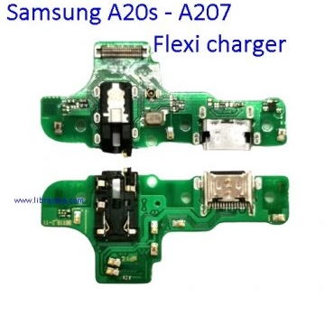 Flexible Charger Samsung A20s A207