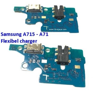 Jual Flexible charger Samsung A715 murah