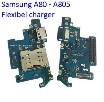 Flexible Charger Samsung A80 A805