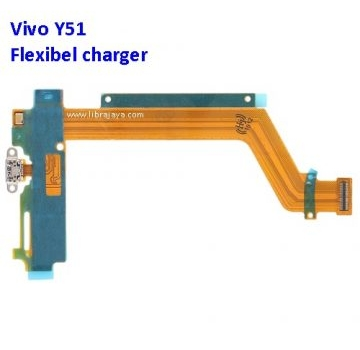 Flexible Vivo Y51 Konektor charger